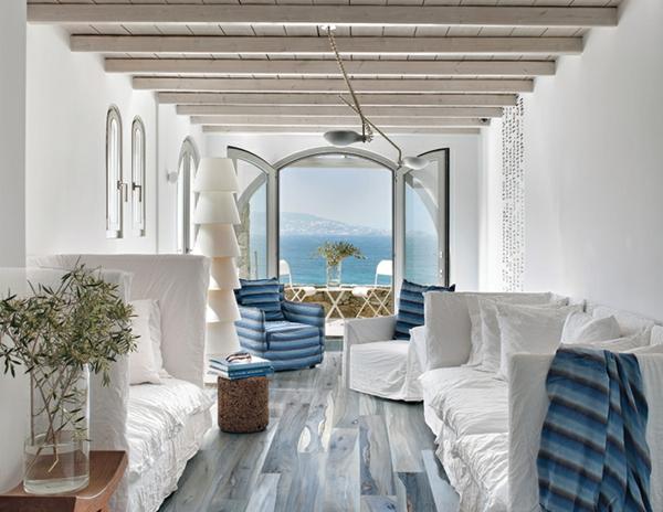Tasman blau holz la fabbrica Feinsteinzeug Fliesen aus Italien  sofas