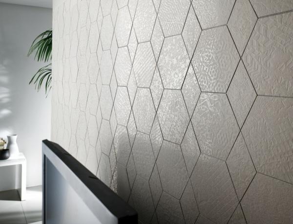 VisionTouch Mosaico Esagonale wandfliesen