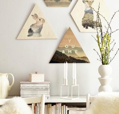 design : wandgestaltung wohnzimmer rustikal ~ inspirierende bilder ...