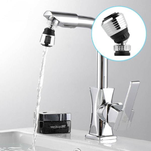 Wasser sparen Tipps nachhaltiges leben haushaltsideen wasser spray armatur