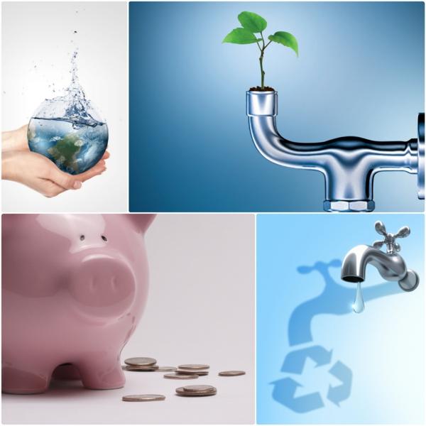 Wasser sparen Tipps nachhaltiges leben ideen