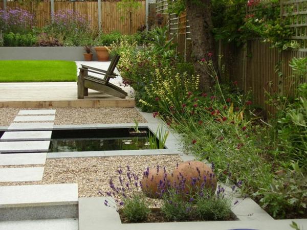Zen Garten аnlegen japanische gärten kies