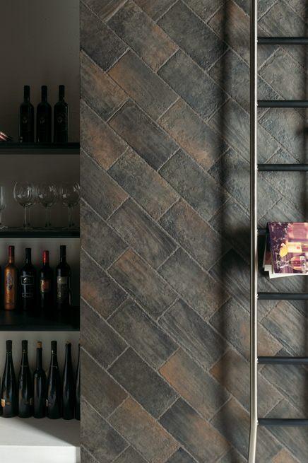 Bodenfliesen und Wandfliesen für Küche von Cerdomus