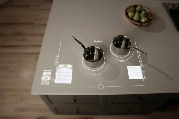 arbeitsplatten für küchen beige küche einrichten