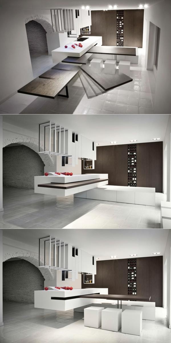 Arbeitsplatten Für Küchen Tolle Kücheninsel Moderne Küche