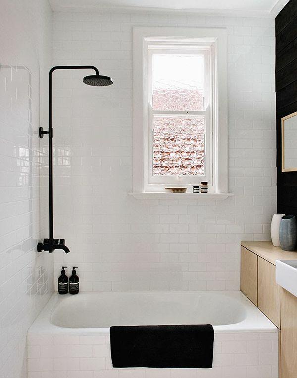 badezimmerarmatur badeinrichtung ideen badewanne armatur schwarz