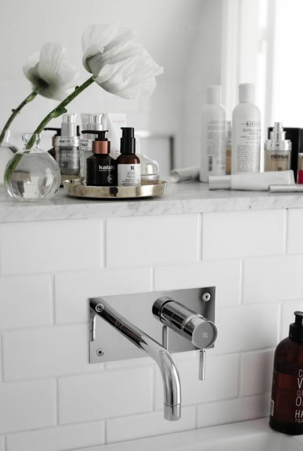 badezimmerarmatur badeinrichtung ideen spültischarmatur