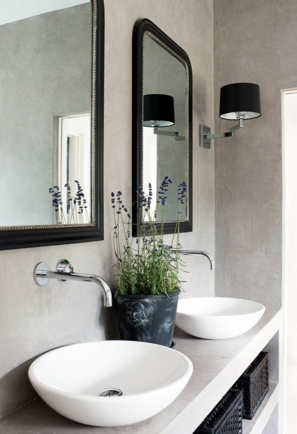 badezimmerarmatur moderne badeinrichtung ideen spültischarmatur waschbecken