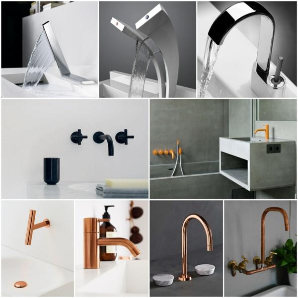 Badezimmerarmatur, die Ihr Bad modern und umweltbewusst gestaltet