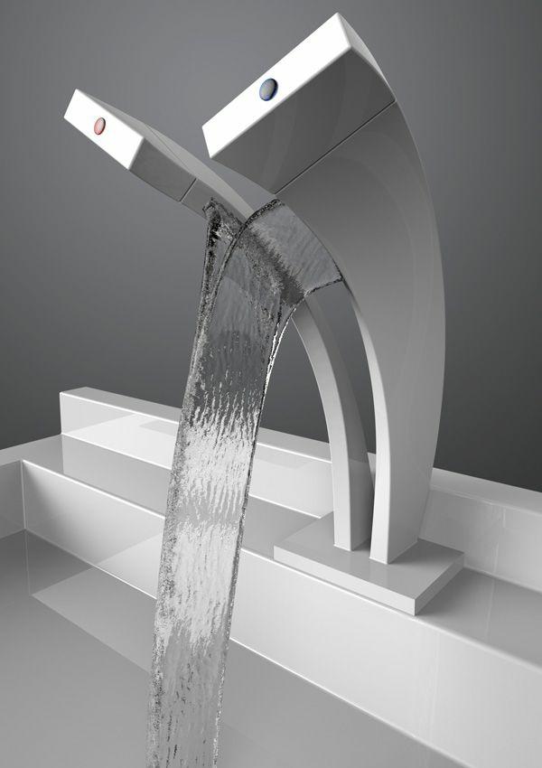 Badezimmer armatur  Badezimmerarmatur, die Ihr Bad modern und umweltbewusst gestaltet