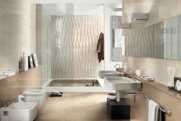 Beiges Bad Aufpeppen ~ Raum Haus Mit Interessanten Ideen Beiges Bad Aufpeppen