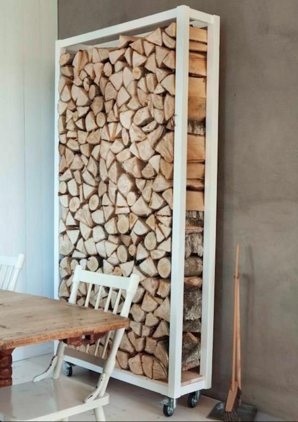 brennholzlagerung zu hause stilvolle und originelle l sungen f r sie. Black Bedroom Furniture Sets. Home Design Ideas