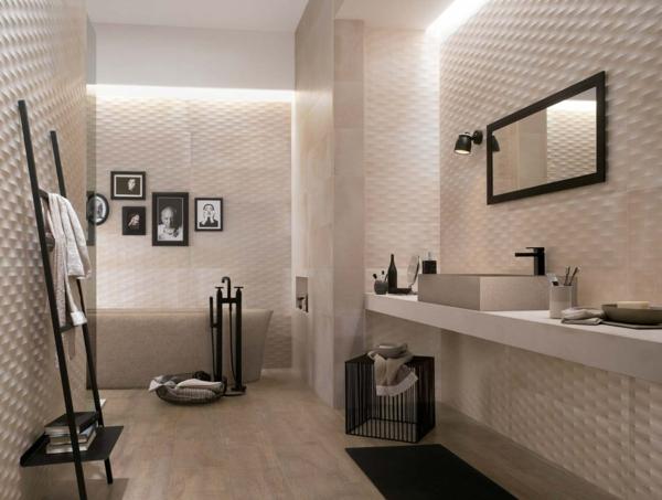 creta ambiente badewanne beleuchtung badezimmer