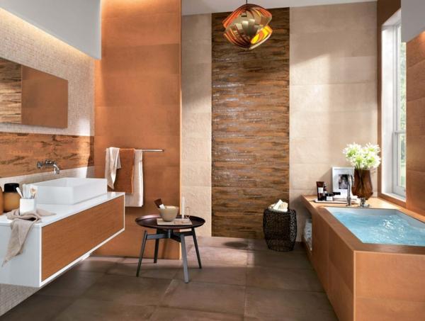 creta ambiente badewanne eingebaut waschbecken