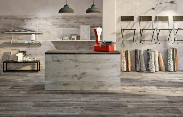 dakota grigio holz optik fliesen küche