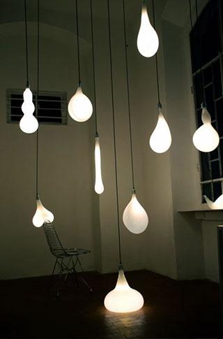 designer lampen glühbirnen formen