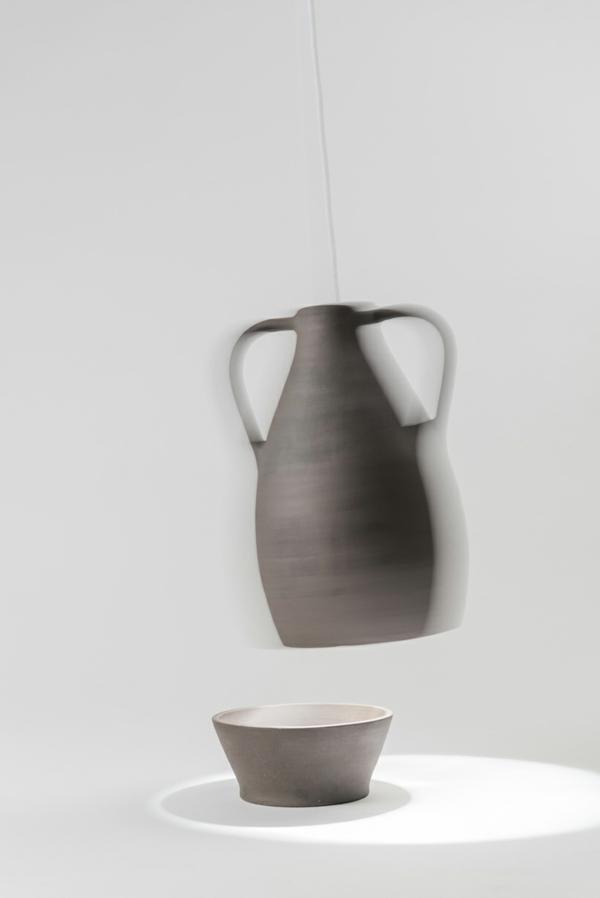 Designer leuchten von mejd studio jar pendelleuchten for Designer esstisch leuchten