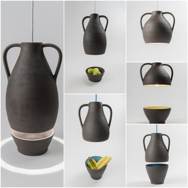 Designer leuchten von mejd studio jar pendelleuchten for Designerleuchten esszimmer