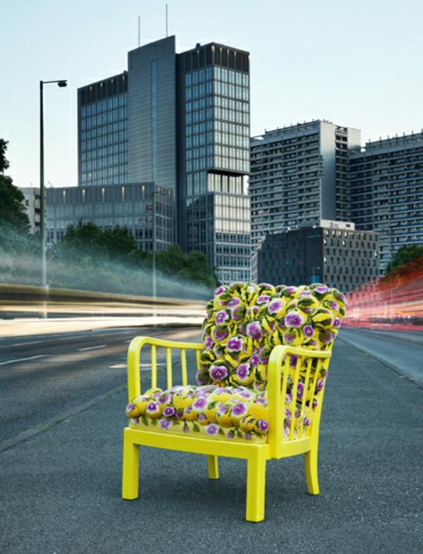 designer sessel bunte bommel MYK pompon chair2.2