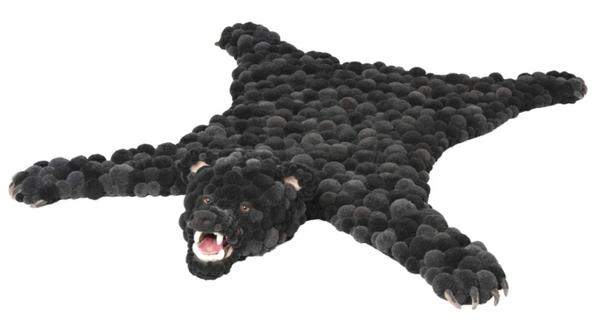 designer teppiche MYK Bearskin teppiche und matten