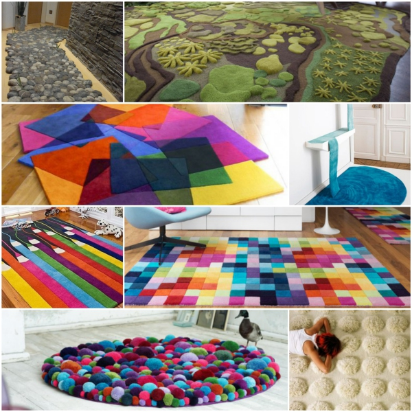 teppich bunt modern gallery of teppich rainbow carpet with teppich bunt modern elegant teppich. Black Bedroom Furniture Sets. Home Design Ideas