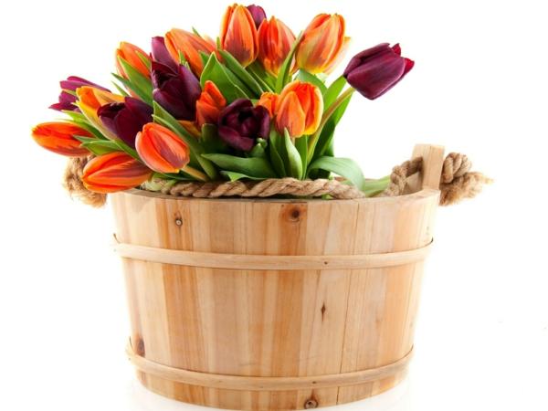die tulpe schöne dekoideen tulpen zuhause