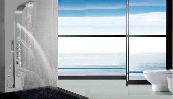 Duschpaneele Moderne Badezimmer Luxus Badmöbel Set