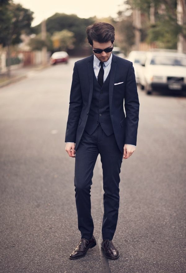 englischer anzug elegante herrenmode