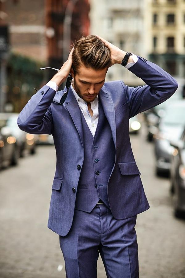 englischer anzug eleganter männer anzug klassisch