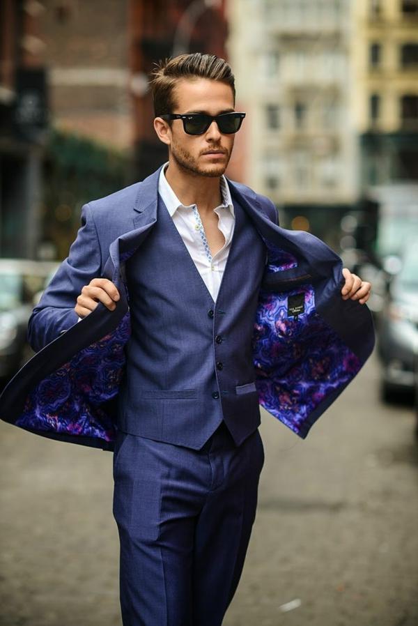 englischer anzug eleganter männer anzug