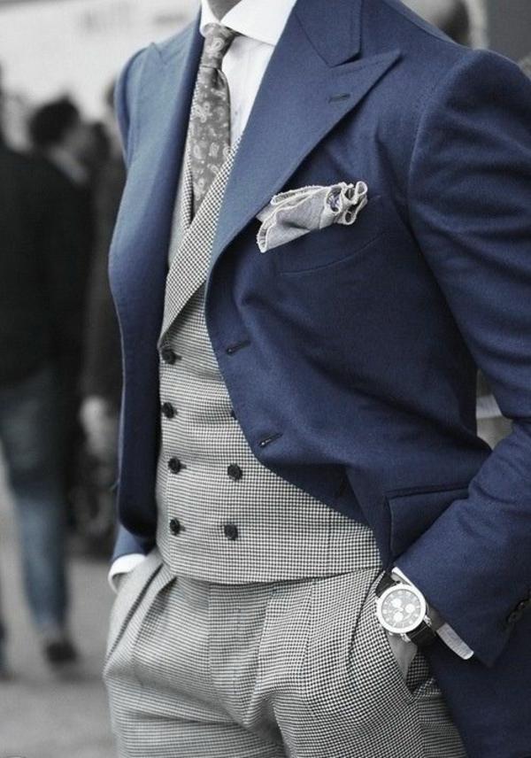 englischer anzug herrenmode männer anzug