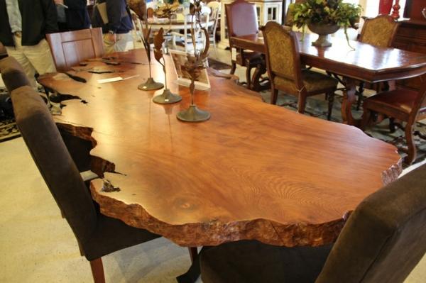 esszimmermöbel massiv esszimmertisch mit stühlen massivholzmöbel naturholz