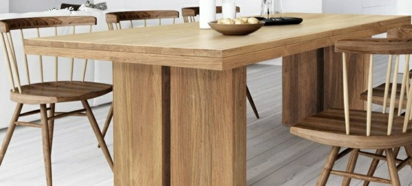 esszimmermöbel massiv esszimmertisch mit stühlen massivholzmöbel stockroom furniture