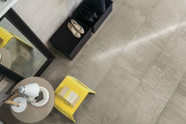 flur beistelltisch hocker gelb contemporary stone
