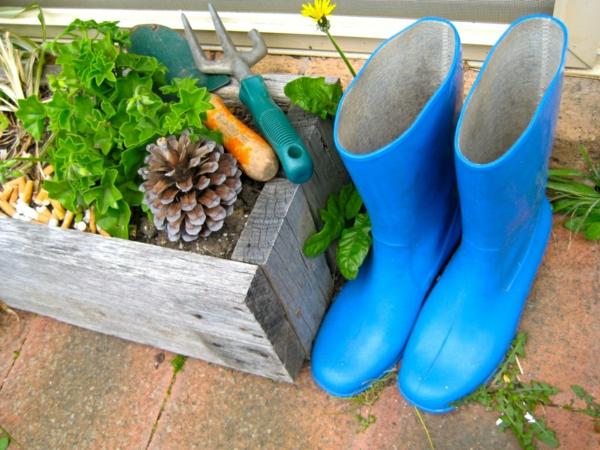 Garten anpflanzen gartenwerkzeuge gartenarbeit gartenkalender
