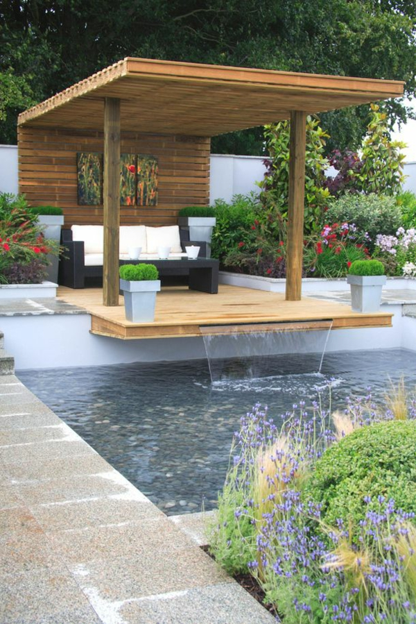 Großartig Gartenpool - Gartengestaltung mit Swimmingpool VC77