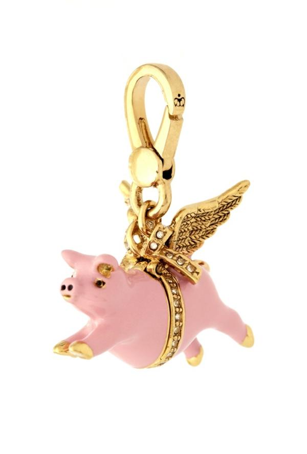glückbringer bedeutung schwein Juicy Couture Accessories
