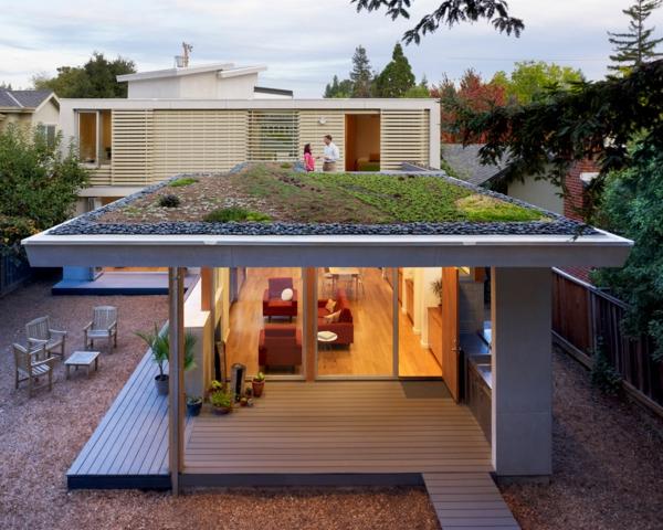 Gr Nes Dach Gute Isolierung Und Nachhaltigkeit