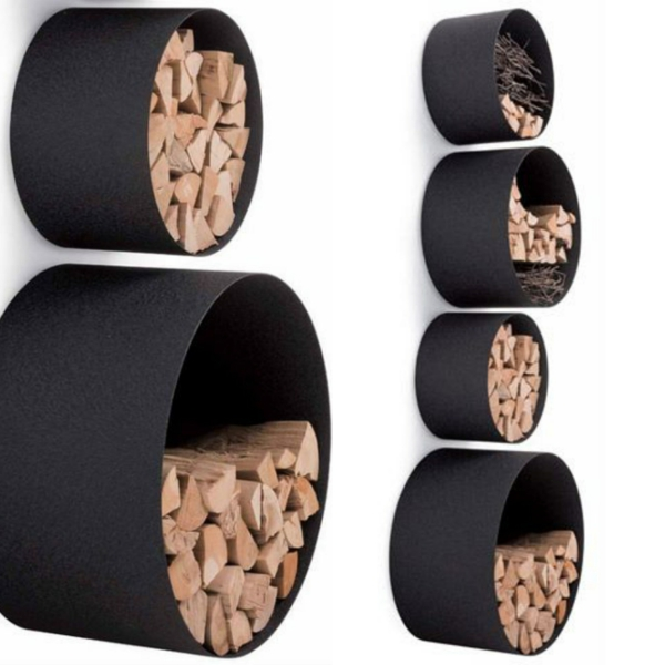 Brennholzlagerung Zu Hause