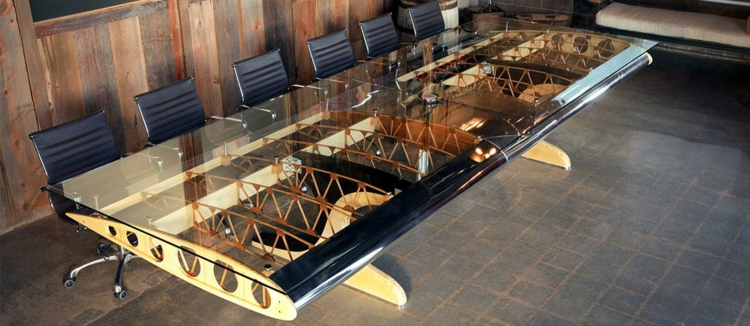 industrial style m bel von motoart konferenztische und. Black Bedroom Furniture Sets. Home Design Ideas