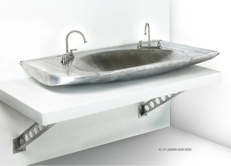 industrial style möbel ausgefallene möbel moderne bademöbel