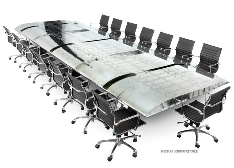 industrial style möbel ausgefallene möbel tisch tisch B 52 Bomber
