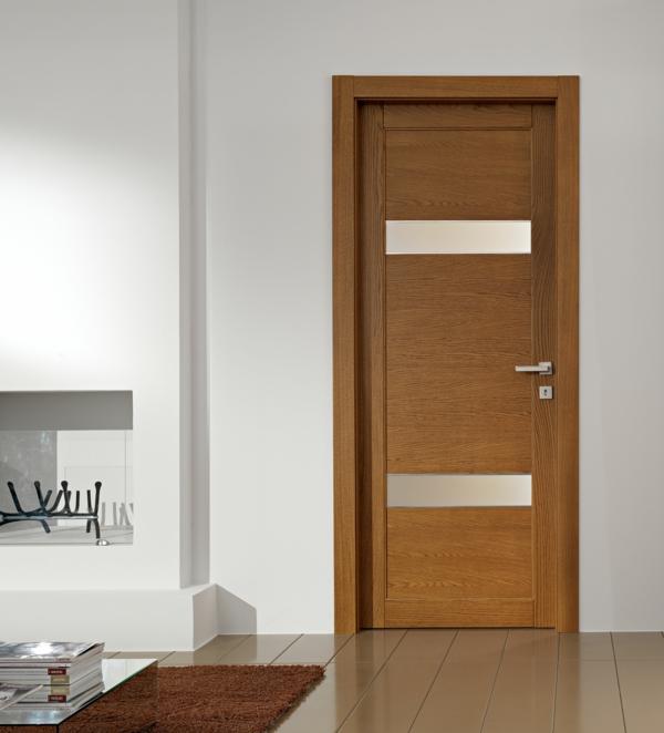 innentüren hoz design elegant hellbraun brauner teppich