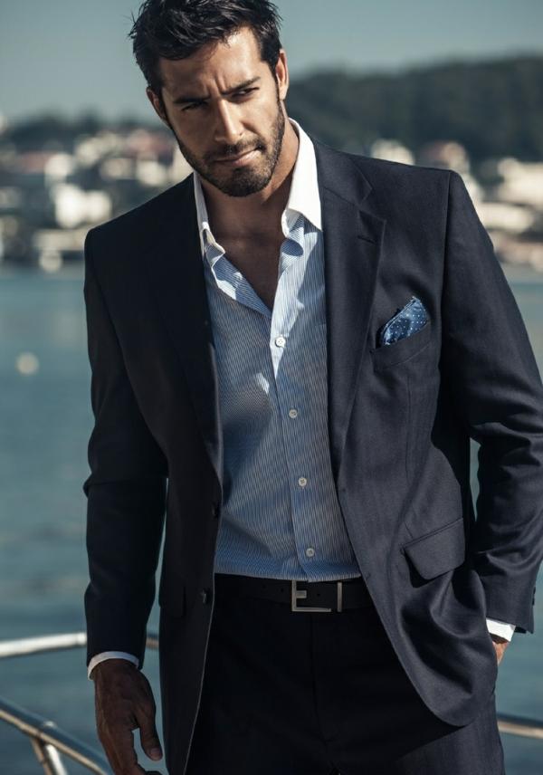 italienischer stil herrenmode italienischer anzug