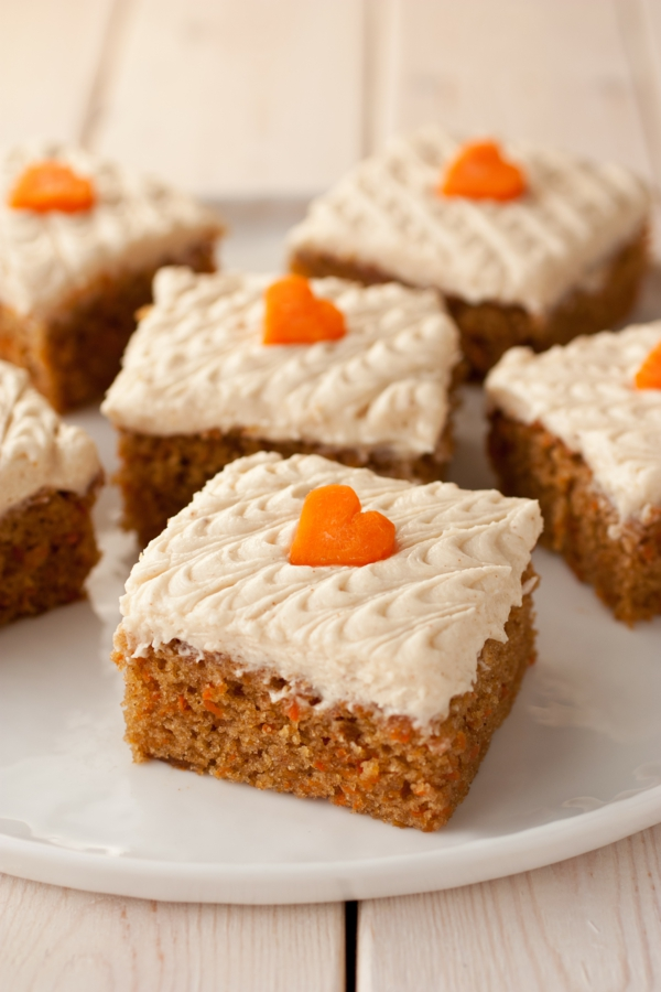 Easter Bunny Carrot Cake Recipe