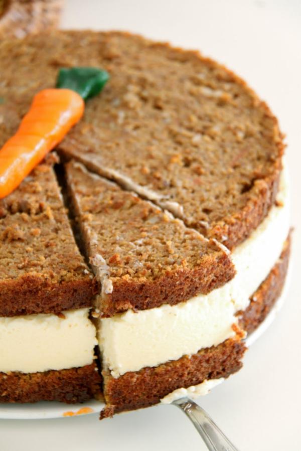 Karottenkuchen Rezept Zu Ostern Schnell Und Gesund Fur Naschkatzen