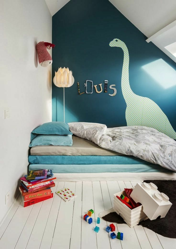 kinderzimmer deko ideen wie sie ein faszinierendes. Black Bedroom Furniture Sets. Home Design Ideas