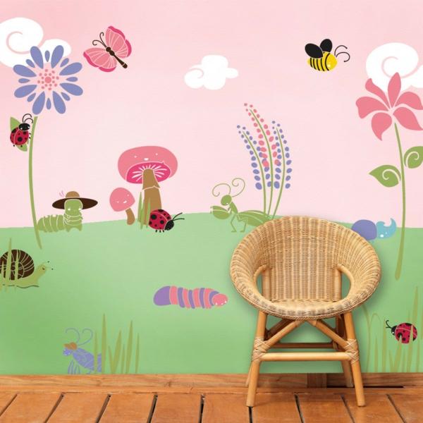 tolle kinderzimmer ideen ~ ideen für die innenarchitektur ihres hauses - Kinderzimmereinrichtung Dekoration Ideen