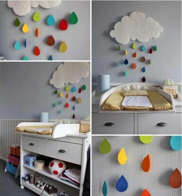 kinderzimmer dekorieren diy ideen schöne dekoideen