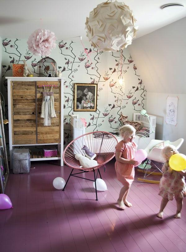 Dekorieren Mit Tapete | Villaweb, Wohnzimmer Dekoo